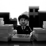 Lego Agency Businessman