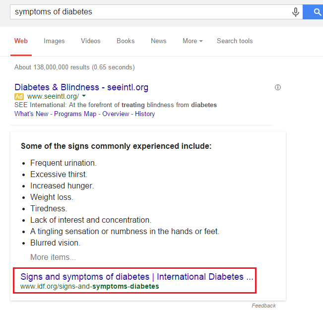 symptoms-of-diabetes