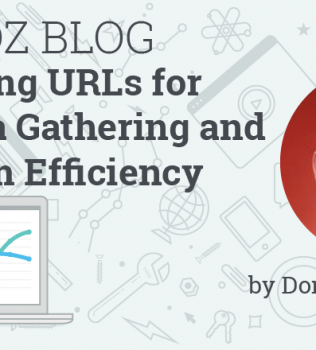 Structuring URLs for Easy Data Gathering and Maximum Efficiency