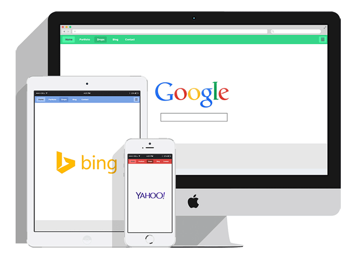 Search Engines, Multiple devices