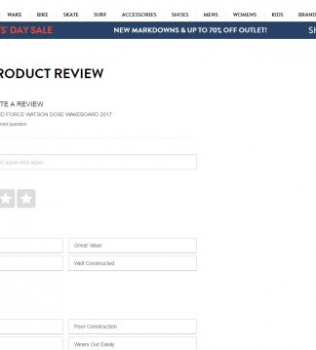 The Evolution of evo's Customer Review Strategy