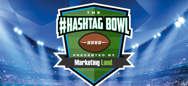 Get ready: The 2017 Marketing Land #HashtagBowl is coming soon!