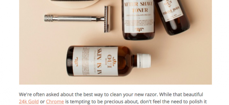 How Oui Shave Builds Community and Empowers Customers