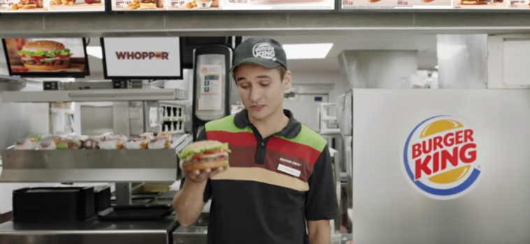 What the Burger King Internet of Things Ad Portends
