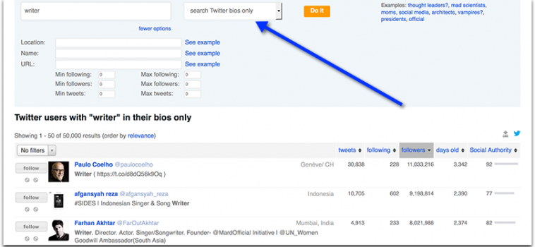 4 Useful Tools for Twitter Bio Search: Smart Relationship Building